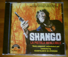 SHANGO - Soundtrack CD - Gianfranco Di Stefano (New & Sealed) Spaghetti Western