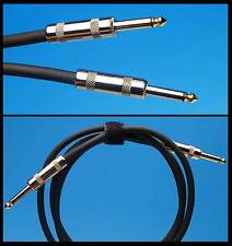 Cryo SoniKLEER AMP 10' SPEAKER CABLE FOR FENDER MARSHALL MESA AMPEG Cryogenic