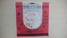 "Kellogg's Promo HEY THERE IT'S YOGI BEAR! 7"" 33RPM 60s"