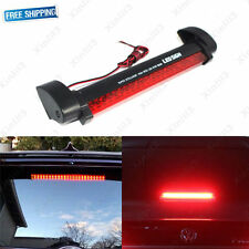 Car Red 24LED 12V High Mount Third 3RD CHMSL Brake Stop Tail Light Add-on Lamp