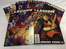 LEGION #23-36 (DC COMCIS/ABNETT/LANNING/COIPEL/0715271) COMIC BOOK SET LOT OF 13