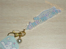 2016 Sanrio Japan Cinnamoroll Dog Keyring key chain Charm