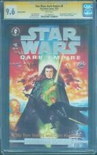 Star Wars Dark Empire 6 CGC SS 9.6 Dave Dorman Platinum Ed Force Awakens no 8