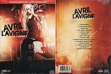CD AVRIL LAVIGNE - LIVE IN TORONTO (EXCLUSIVE) ULTRA RARE BRAZILIAN VERSION