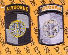 US Army JSOC Joint Special Operations Command Airborne proposed patch