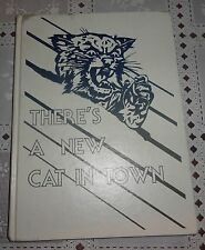 "Kettering Junior High,  Ohio 1983-84 Yearbook - ""THERE'S A NEW CAT IN TOWN"""