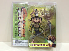 McFarlane Toys Spawn Regenerated Lotus Warrior Angel (MOSC)
