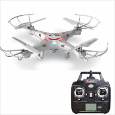 X5C-1 Drone with 2MP HD Camera 2.4G 4CH 6-Axis Gyro RC Quadcopter Helicopter UFO