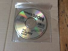the mcaulay band-the road to dundee-12 track cd(only 2 copies )albacd2p 1996