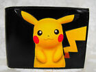 Pikachu Decorated Leather Wallet M163