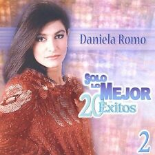 Solo Lo Mejor 20 Exitos, Vol. 2 Daniela Romo (CD Ships Super Fast Brand New !