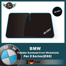 BMW Foldable Sunshade For Front Windshields Only for 3 series_ (All E30 Series )