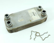 Vaillant Ecomax, Turbomax plate Heat Exchanger 065123, 065131