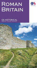 ROMAN BRITAIN - Ordnance Survey Map - Historical - NEW 2016