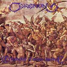 Ceremony - Tyranny From Above + Promo, 1993 (Hol), CD
