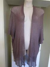 NEW..Plus size lovely lightweight cardi..throw..cover up..Will suit Sz16-22