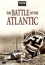 BBC/The Battle of the Atlantic/(BRAND NEW REGION 1 ONE  DVD!)146 min WORLD WAR 2