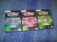 Sega mega drive ultimate collection vol.1 vol. 2 vol. 3 en 1 vente aux enchères beaucoup