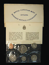 1972 Canada Prooflike Royal Canadian Mint Set - 6 Coin