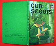 Cub Scouts Ladybird vintage book history hobbies Baden Powell children boys matt