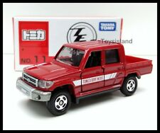 TOMICA EVENT MODEL #11 TOYOTA LAND CRUISER 1/71 Tomy 2015 NEW Diecast Car RED