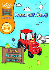 Handwriting Age 5-6 by Letts Educational (Paperback, 2006)