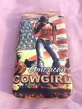 Nicole Lee Wallet America Cowgirl  Retro Wild West -Free shipping