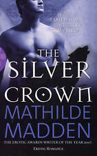 NEW Black Lace Erotic Fiction Book THE SILVER CROWN  Madden