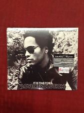 It Is Time for a Love Revolution by Lenny Kravitz (CD, 2008, Virgin) NEW Sealed