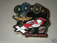 2008 INDY 500 FIRESTONE INDIANAPOLIS COLLECTOR LAPEL PIN - LIMITED EDITION