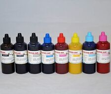 8X100ML SUBLIMATION ink refills for Epson R2880 R2400 printer  CIS CISS