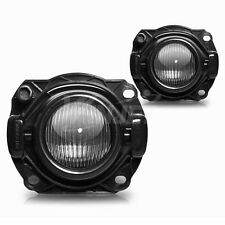 2004-2006 BMW E83 X3 OEM REPLACEMENT FRONT BUMPER FOG LIGHTS LAMPS CLEAR PAIR