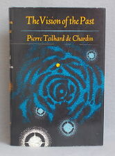 THE VISION OF THE PAST by Pierre Teilhard de Chardin FIRST EDITION