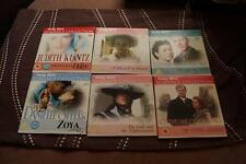 SELECTION OF 7 DAILY MAIL ROMANCE COLLECTION DVD'S