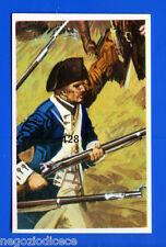 BATTAGLIE STORICHE -Ed. Cox- Figurina/Sticker n. 128 - FUCILIERE AMERICANO -New