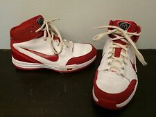 Nike Dream Youth Basketball Shoes, #383193-161 White/Red Youth US Size 4Y