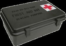 First Aid Kit Box-Medium US Military