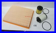 VAUXHALL ASTRA 1.3 CDTi Oil, Air & Fuel Filter Service Kit, Genuine Spec (08/04-