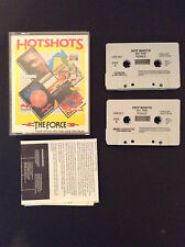 Hot Shots: 4 Games Inc. shadowfire, Gyron, mente Shadow-ZX Spectrum Cassette