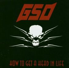 GSO - How to Get A Head in Life (2004)  CD NEW/SEALED  SPEEDYPOST