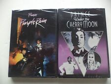 Under the Cherry Moon and Purple Rain Prince 2-Disc DVD New Factory Sealed!!!!!!