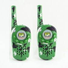 2x Walkie Talkie Two Way Radio Set Electronic Walkie Talkie Children Kids Toys