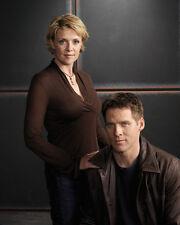 Stargate SG-1 [Cast] (28728) 8x10 Photo