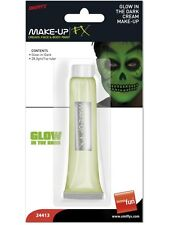 Halloween Make-Up Glow In The Dark Cream Fancy Dress