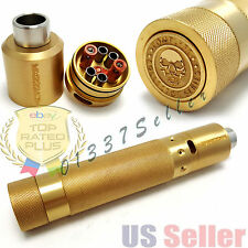 Solid Brass HK Hybrid Mechanical + 2 Post Kennedy Brass US SELLER FAST SHIP