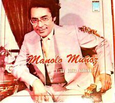Manolo Muñoz  Y La Nueva Cancion    LP