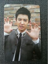 EXO K CHANYEOL Official Photo Card 1st Repackage Ver.A Growl Korea Ver Photocard