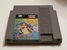 The Simpsons Bart Vs The World Nintendo NES Game Cart Tested