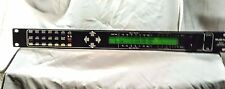 Drawmer M500 Stereo Compressor, Limiter, Auto-Pan, Gate, De-Esser and Expander