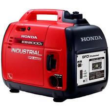 Honda EB2000I - 1600 Watt Portable Industrial Inverter Generator w/ GFCI Prot...